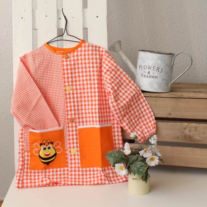 babi guarderia naranja
