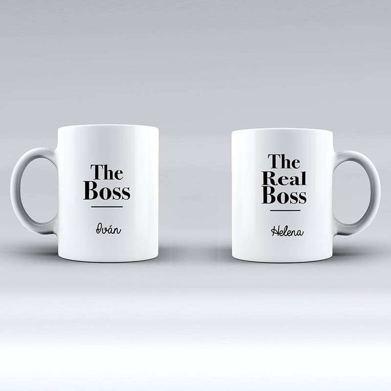 taza the boss y the real boss